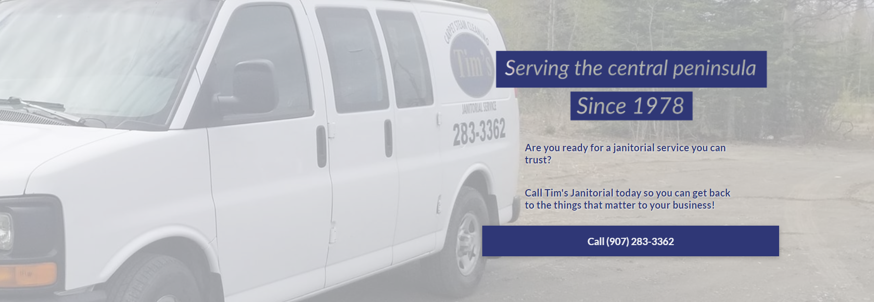 Tim's Janitorial, Inc