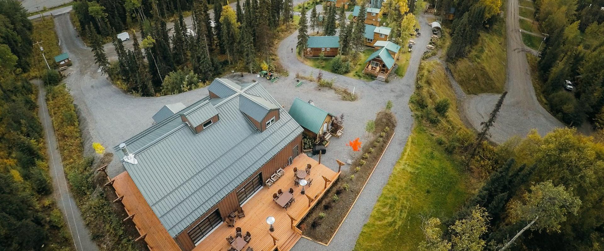 Lone Moose Lodge