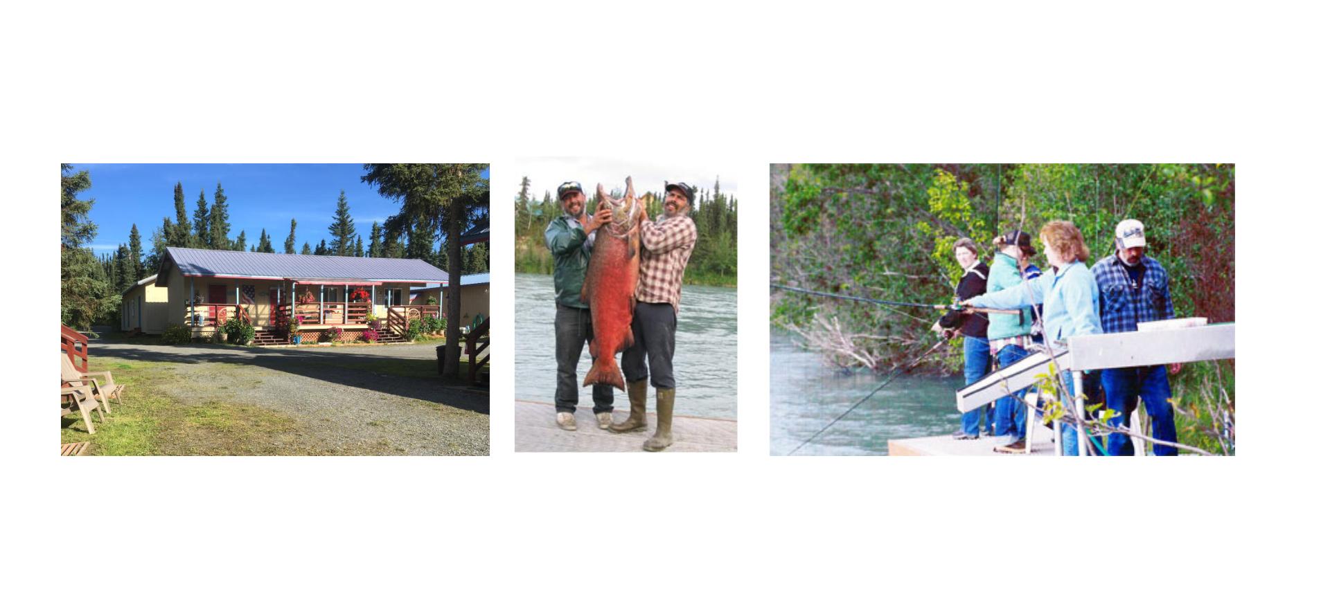Catch 'Em River Front Lodge