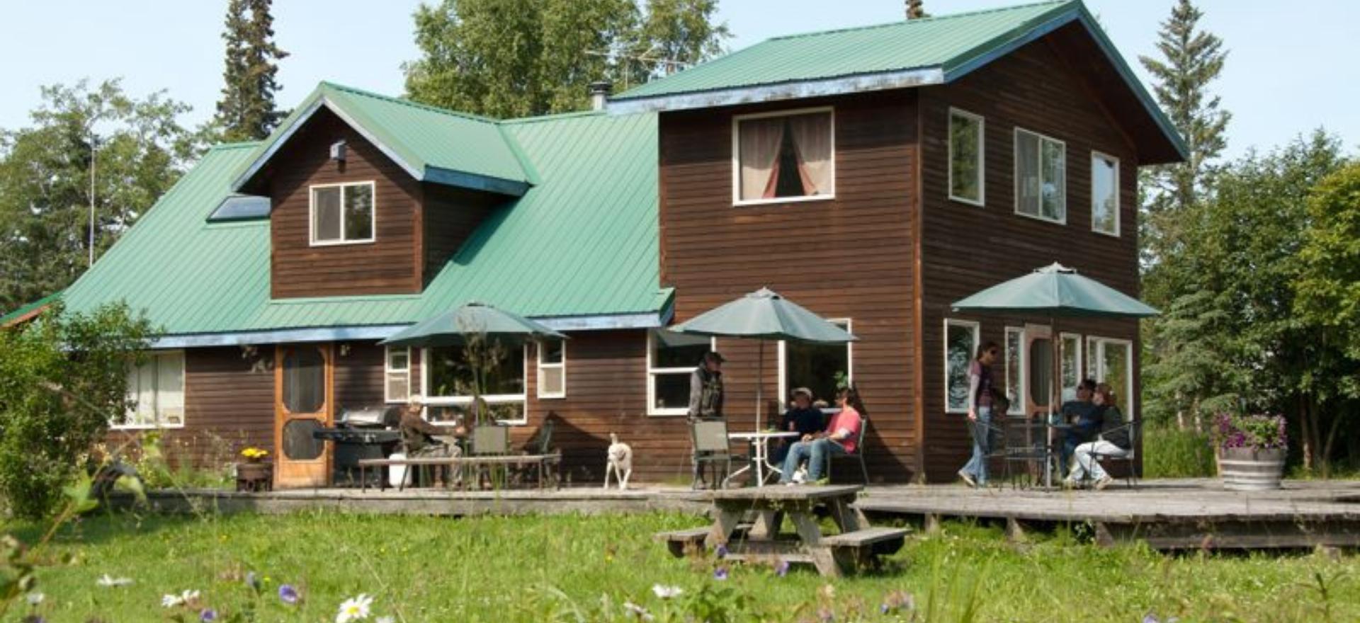 Kasilof River Lodge
