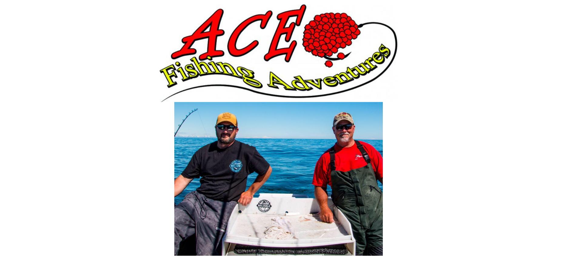 ACE Fishing Adventures.