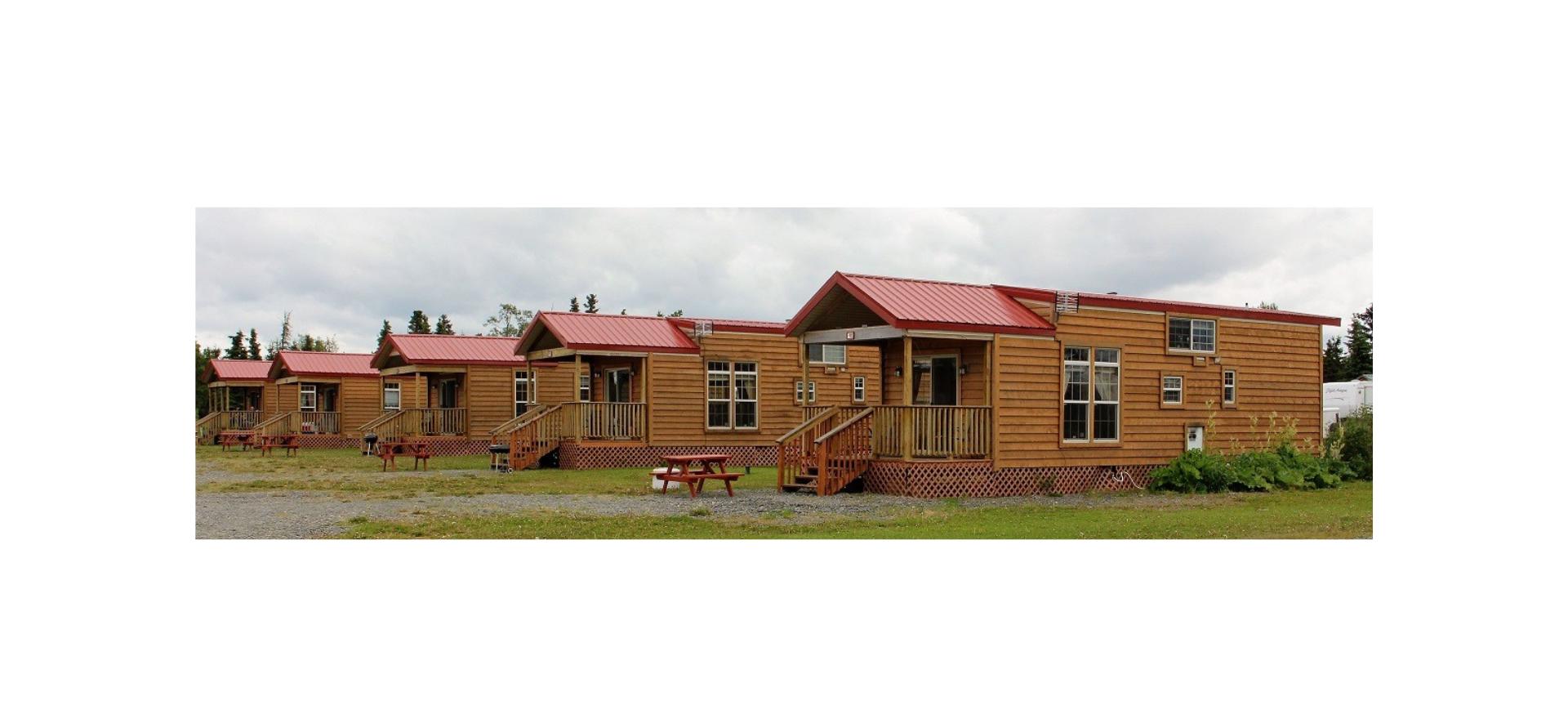 Alaskan Angler RV Resort & Cabins
