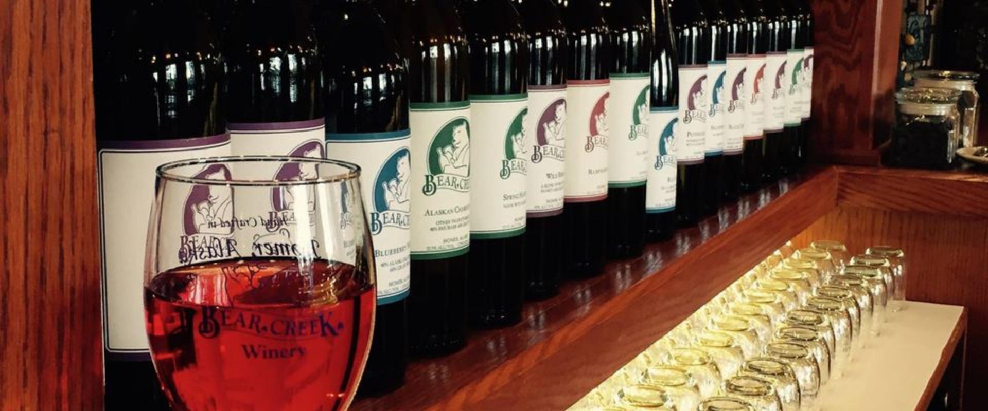 Bear Creek Winery and Lodging