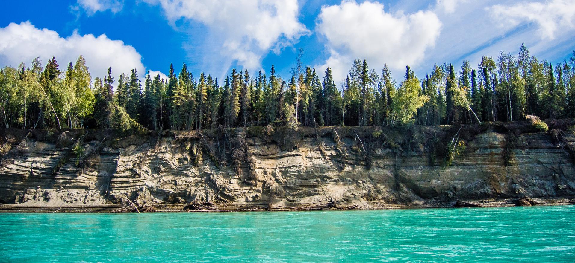 Alaska River Adventures-Float the Kenai