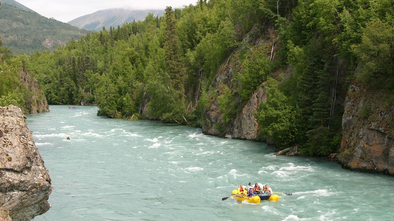 Alaska Wildland Adventures